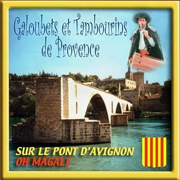 Galoubets et tambourins de Provence