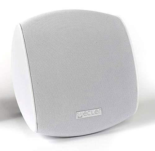 ECLER AUDEO106 Altavoz 50 W Blanco - Altavoces (De 2 vías, Alámbrico, 50 W, 90-20000 Hz, Blanco)