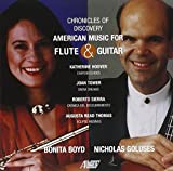 Chronicles of Discovery: American Music for Flute and Guitar