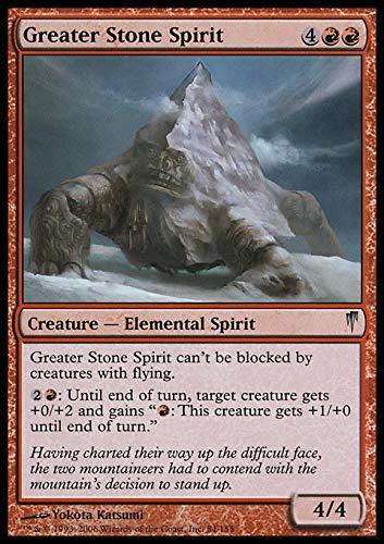 Magic The Gathering – Greater Stone Spirit – Spirito Della Pietra Superiore – ColdSnap