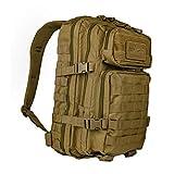 Mil-Tec バックパック US Assault Pack モールシステム 大 36L - コヨーテ