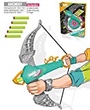 Zombie Strike Bow Arrow Archery - Kids Toy with Target Suction Cup Set Suit Age 4 5 6 7 8 10 11 12 Years Old Girls Boys Indoor Outdoor Hunting Garden Fun Game Gift …