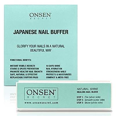 Onsen Professional Nail Files