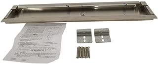 Whirlpool W10655450 Slide-In Stainless Steel Backsplash