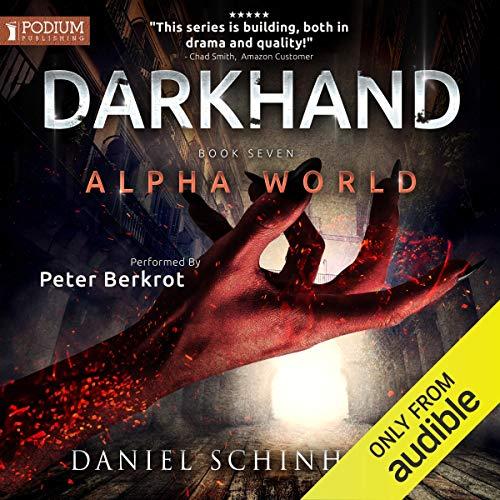 Darkhand cover art