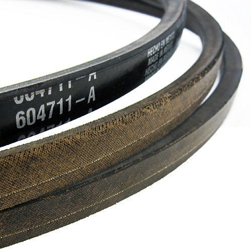 Hustler Raptor SD Zero Turn Lawn Mower Deck Belt for 60' Deck ONLY OEM Part# 604711