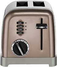 Cuisinart CPT-160 Metal Classic 2-Slice Toaster (Umber)