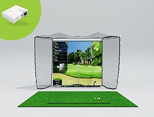 OptiShot Golf-in-A-Box Pro