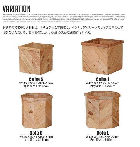 HangOut(ハングアウト)『プラントボックスキューブオクタ』