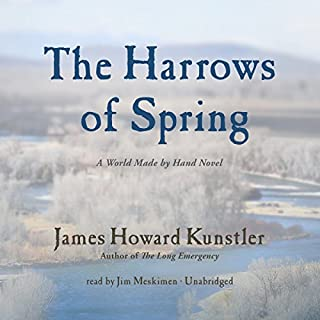The Harrows of Spring audiobook cover art