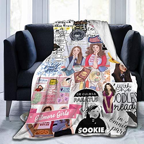 Gilmore Girls Ultra-Soft Blanket