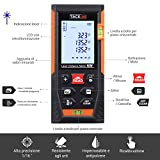 Zoom IMG-1 telemetro laser distanziometro classico tacklife