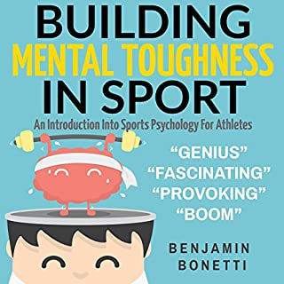 Building Mental Toughness in Sport audiobook cover art
