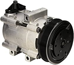 Denso 471-8135 New Compressor with Clutch