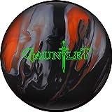 Hammer Gauntlet Bowling Ball- Orange/Black/Silver (15lbs)