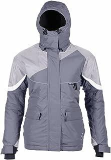 Striker Ice Womens Prism Jacket, Grey/Grey, Size 12