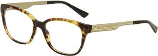 Versace VE3240 Tortoise/Clear Lens Eyeglasses