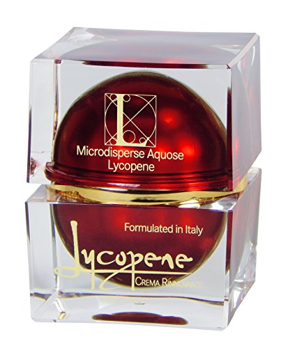 Lycopene Skin Care - Super Moisturizing Skin Cream with Organic Lycopene, Acmella Oleracea, and 19 Botanicals That Quickly Improves Skin Look & Feel