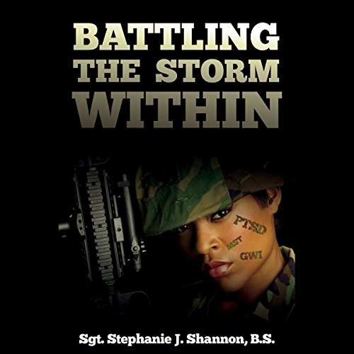 Battling the Storm Within audiobook cover art