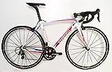 Stradalli Carbon Pro Sport Road Bike Ultegra 8000 11Spd Vision Team 25 Aluminum Clincher Wheel Set - Medium