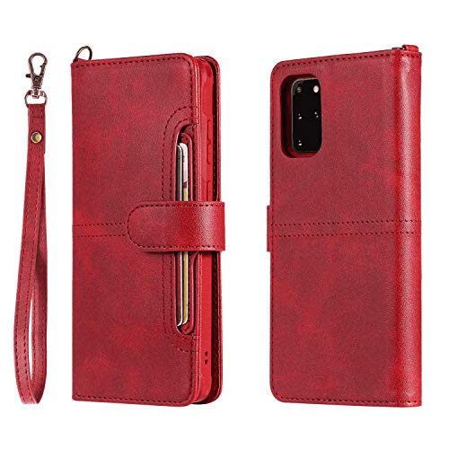 Simple Flip Case Fit for Samsung Galaxy S10 5G Music Leather Cover Wallet for Samsung Galaxy S10 5G