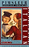 Italian: Pimsleur Language Program