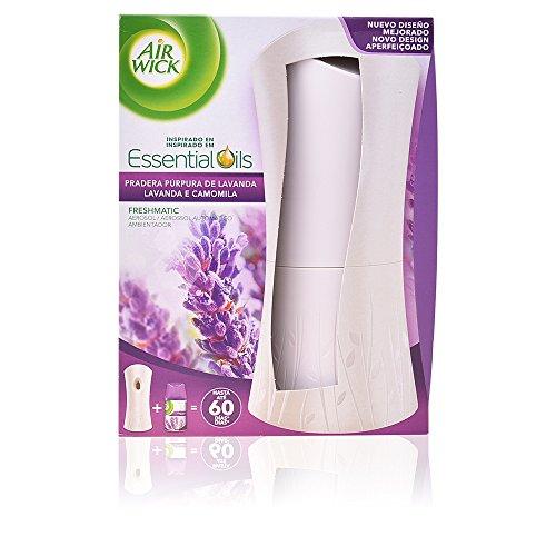 Airwick Freshmatic Deodorante per Ambienti Completo Lavanda - 250 ml