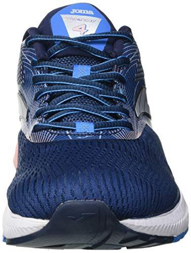 Joma Victory, Zapatillas para Correr Mujer, Marino, 38 EU
