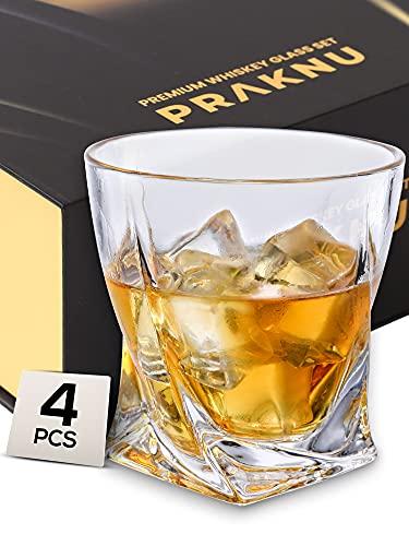 Vasos Whisky Cristal Macallan Marca Praknu