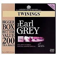 Twinings Earl Grey (200 per pack) トワイニングアールグレイ(パックあたり200 )