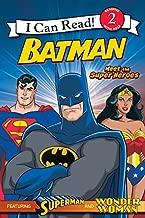 Batman: Meet the Super Heroes (I Can Read Book )