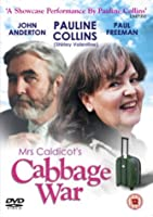 Mrs Caldicot's Cabbage War [DVD]