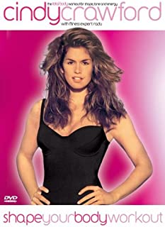 Cindy Crawford - Shape Your Body Workout anglais