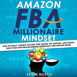 Amazon FBA Millionaire Mindset audiobook cover art