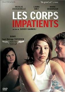 Les Corps impatients [Francia] [DVD]