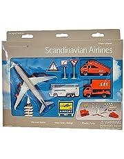 Real Toys SAS Skandinavisk 13 PC flygplats spelset