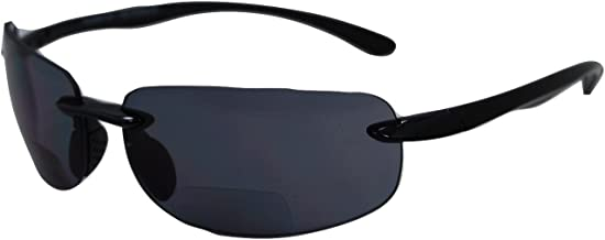 In Style Eyes Lovin Maui Wrap Around Non-Polarized Version Bifocal Sunglasses