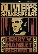 Olivier's Shakespeare: (Hamlet / Henry V / Richard III)