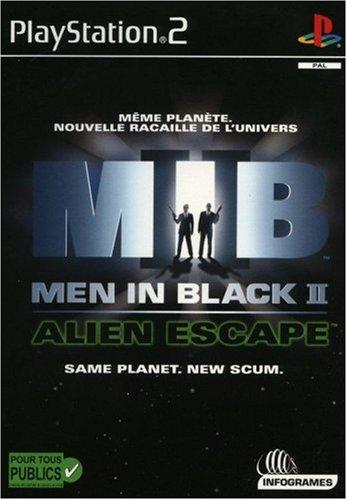 Men In Black II ~ Alien Escape ~