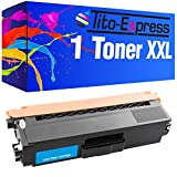 PlatinumSeries 1x cartucho de tóner XXL compatible con Brother TN-421 TN-423 DCP-L8410CDN DCP-L8410CDW HL-L8260CDW HL-L8360CDW MFC-L8690CDW MFC-L8900CDW | Cian 4,000 páginas
