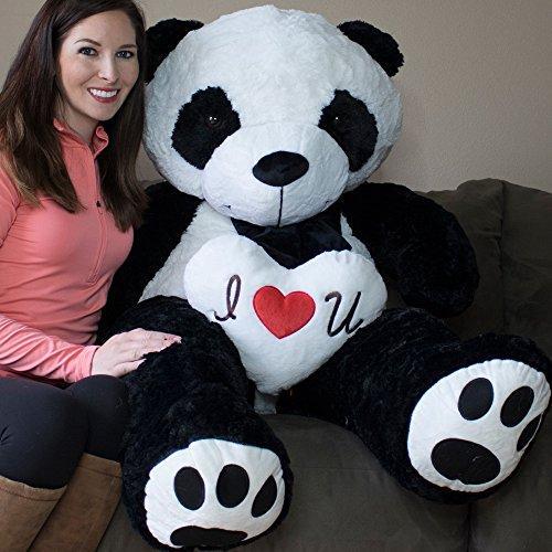 Giant Panda Bear Ultra Soft toy by YesBears