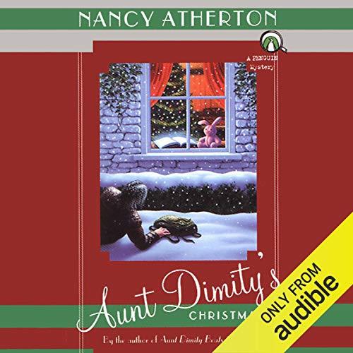 Couverture de Aunt Dimity's Christmas