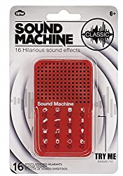 Adventskalender füllen Teenager Soundmachine