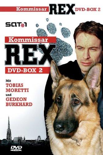 Kommissar Rex - Box 2 (6 DVDs)