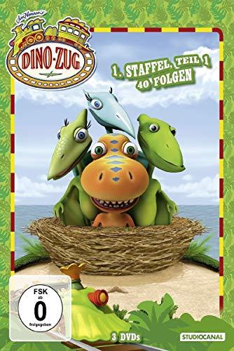 Dino-Zug - 1. Staffel, Teil 1, 40 Folgen [3 DVDs]