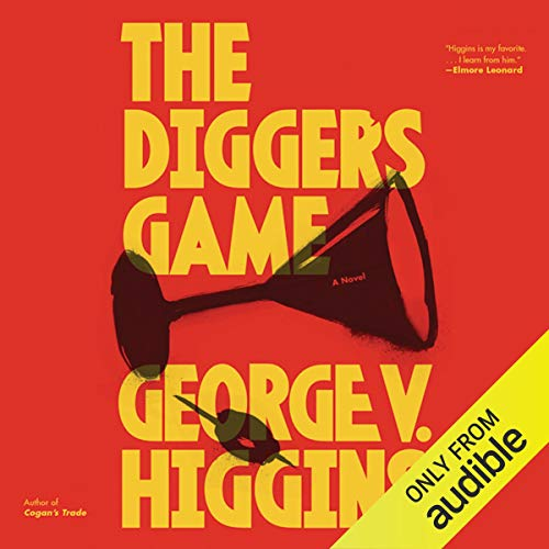 The Digger's Game cover art