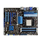 MYHJ Fit for ASUS M4A89GTD Pro / USB3 AMD 890FX Placa Base Socket AM3 DDR3 USB3.0 SATA2 PC Juego de Placas Base para computadora