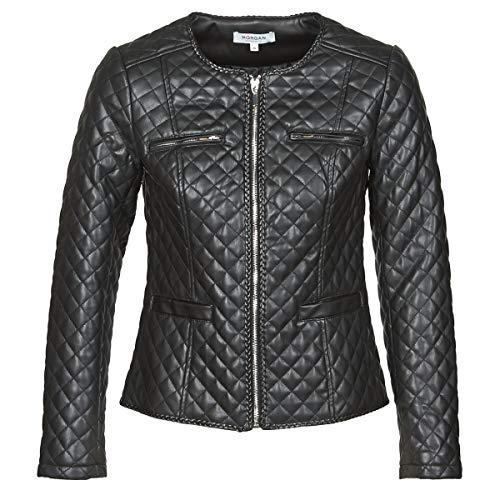 Morgan Gmati - Chaqueta y chaquetas, color negro Negro 42/alto