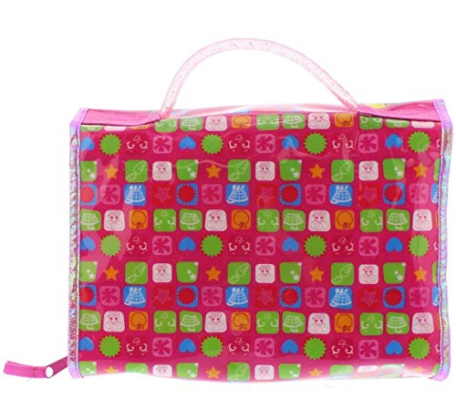 Toy Carry Case Figure Storage Organization compatible with Shopkins