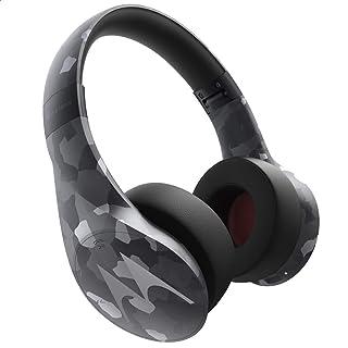 Motorola Pulse Escape Wireless Over-Ear Headphones - Black Camo
